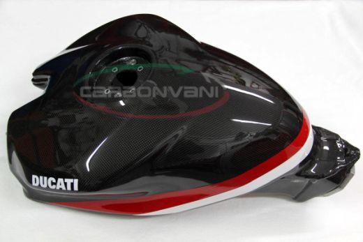 Serbatoio colorazione Ducati Corse