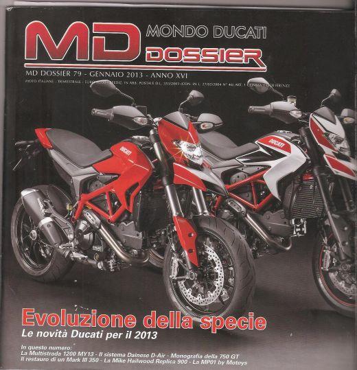 Mondo Ducati Dossier